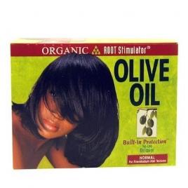 Organic olive oil défrisant regular