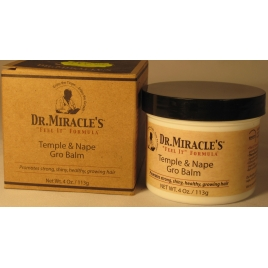 Dr Miracle Temple & Nape Gro Balm