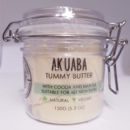 AKUABA Tummy butter