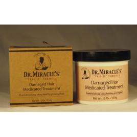 Dr Miracle Damaged hair treatment
