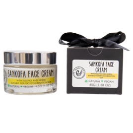 SHEA BUTTER COTTAGE SANKOFA FACE CREAM