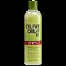 Organic Olive oil aloe shampoing