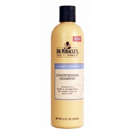 Dr Miracle 2 in 1 Shampoo