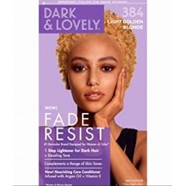 Dark and Lovely light golden blonde 384