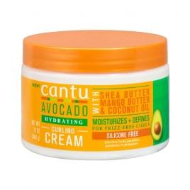 CANTU She Butter Coconut Curling Cream