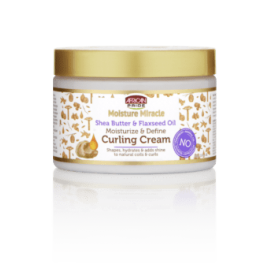 AFRICAN PRIDE MOISTURE MIRACLE MIRACLE CURLING CREAM