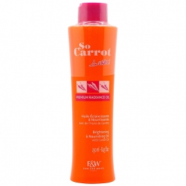 FAIR AND WHITE SO CARROT So white Brightening  and nourishing oil with carrot