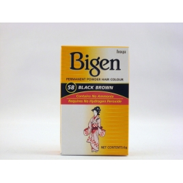 Bigen 58 Black Brown