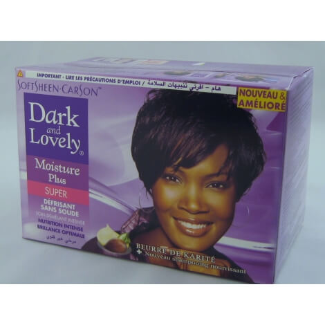 Dark and Lovely Défrisant regular