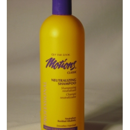 Motions lavish conditionning shampoo