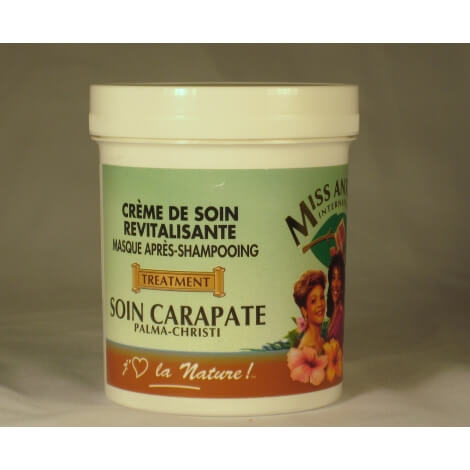 Miss Antille Crème Revitalisante Carapate
