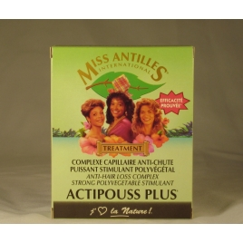 Miss Antille Ampoule actipouss plus