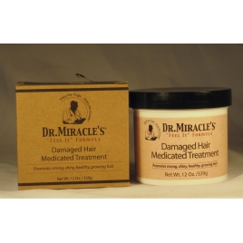 Dr Miracle Damaged hair treatment