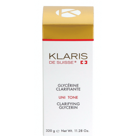 KLARIS Clarifying glycérine