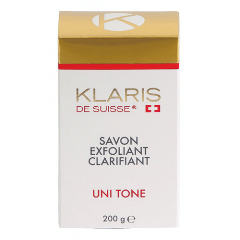 KLARIS Exfoliant Clarifiant soap