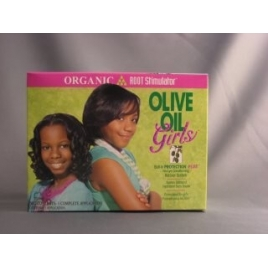 Organics Olive oil défrisants girls