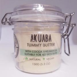 AKUABA Tummy butter