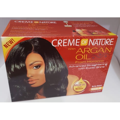 Cream of Nature Défrisant Normal
