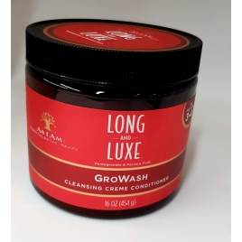 As I Am  Curl Long and Luxe Gros Wash
