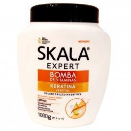 Skala Keratin hair treatment